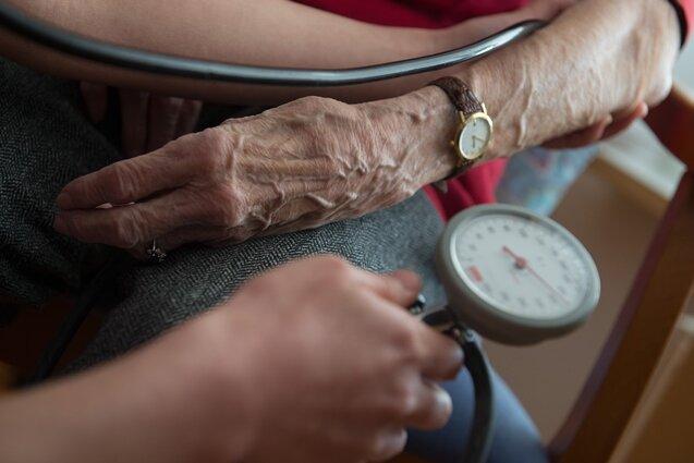 Aufstand in der Altenpflege