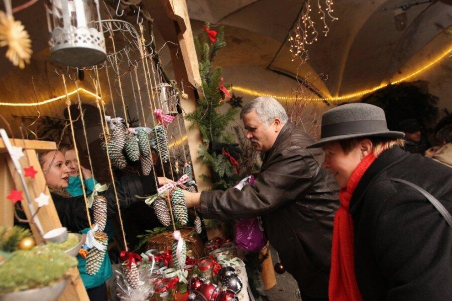 Der Kauschwitzer Rittergut-Advent war in den vergangenen Jahren stets gut besucht. Vielen Besuchern gefiel die stimmungsvolle Kulisse im ehemaligen Stallgebäude.
