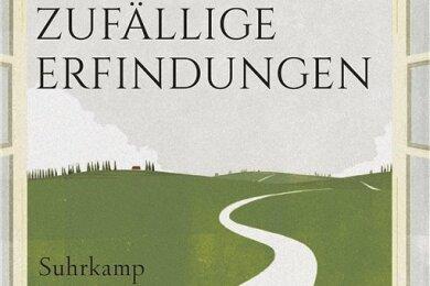 """Elena Ferrante: """"Zufällige Erfindungen"""". Suhrkamp Verlag. 220 Seiten. 20 Euro."""
