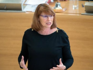 Sachsens Sozialministerin Petra Köpping (SPD).