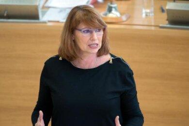 Gesundheitsministerin Petra Köpping (SPD)