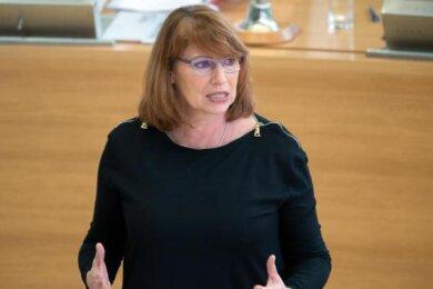 Sachsens Integrationsministerin Petra Köpping (SPD).
