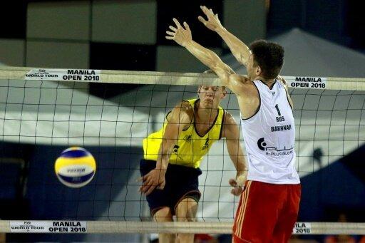 Deutsche Volleyballer verlieren mit 0:3