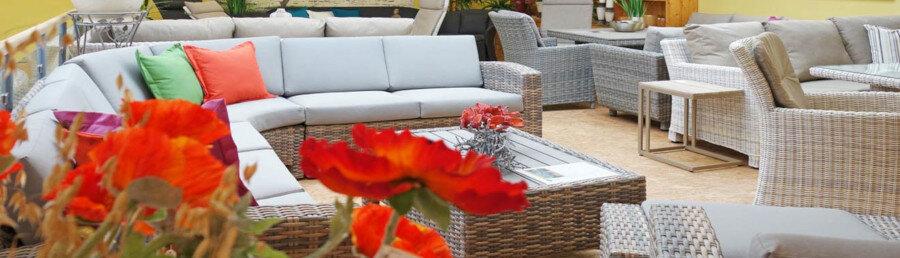 Hochwertiges polyrattan Gartenmöbel