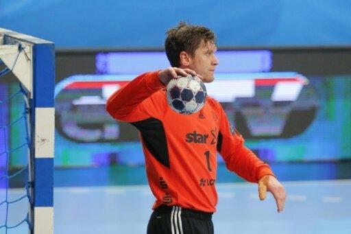 Niklas Landin zeigte starke Paraden gegen Pick Szeged