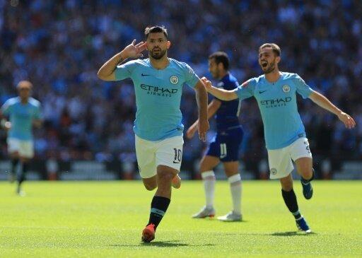 Manchester City feiert zum Heimauftakt ein Schützenfest