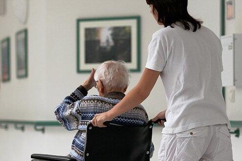 Wie gut ist die Pflege? Der Medizinische Dienst kontrolliert.