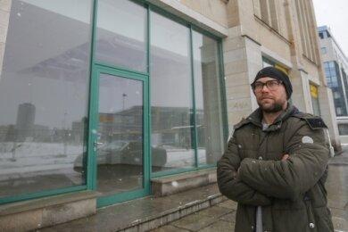 In Räumen im Tietz hatte Volker Beyer sein Fotostudio Digi-Art. Nach 16 Jahren ist nun Schluss - auch wegen Corona, sagt er.