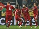 Bayern gewinnt in Athen - Javi Martinez trifft