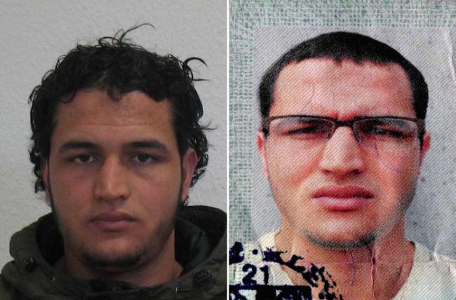 Gesucht: Der Tunesier Anis Amri. Er soll für den Anschlag von Berlin verantwortlich sein.