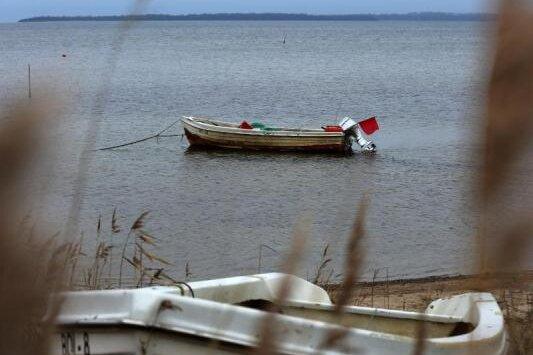 Drei Männer auf Ostsee vermisst - zwei Angler aus Sachsen