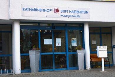 Die Hartensteiner Einrichtung hat sich selbst um Tests gekümmert und hätte gern mehr Tempo vom Gesundheitsamt gehabt.