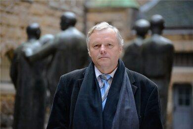Siegfried Reiprich - Geschäftsführer der Stiftung Sächsische Gedenkstätten