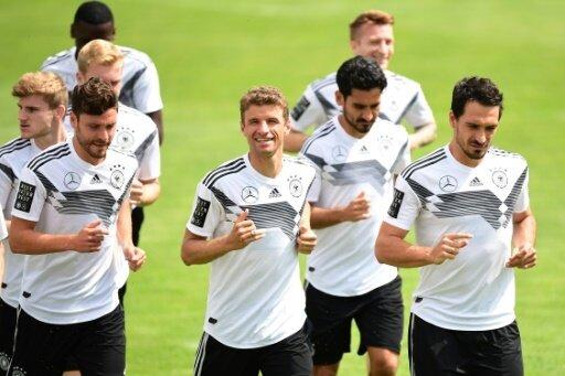 Thomas Müller sichert Gündogan Unterstützung zu