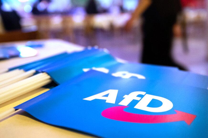 Vorwurf der Radikalisierung: Zwei AfD-Landtagsabgeordnete verlassen Partei und Fraktion