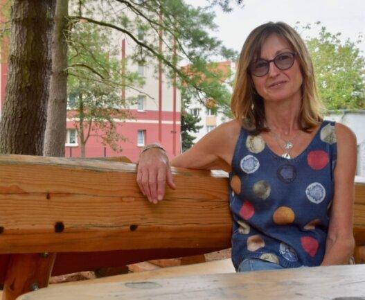 Christina Hellner, Lehrerin an der Geschwister-Scholl-Oberschule, geht in den Ruhestand.