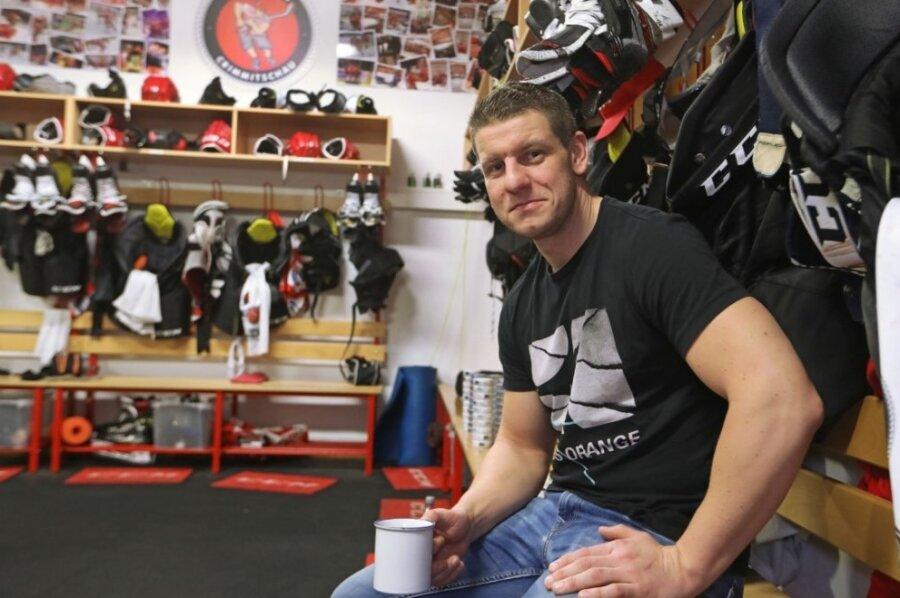 Kapitän Adrian Grygiel verlässt den Eishockey-Zweitligisten Eispiraten Crimmitschau.
