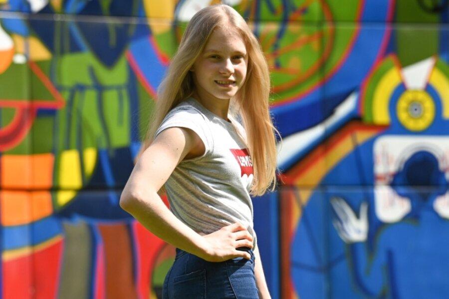 Lea Quaas - Turnerin aus Werdau