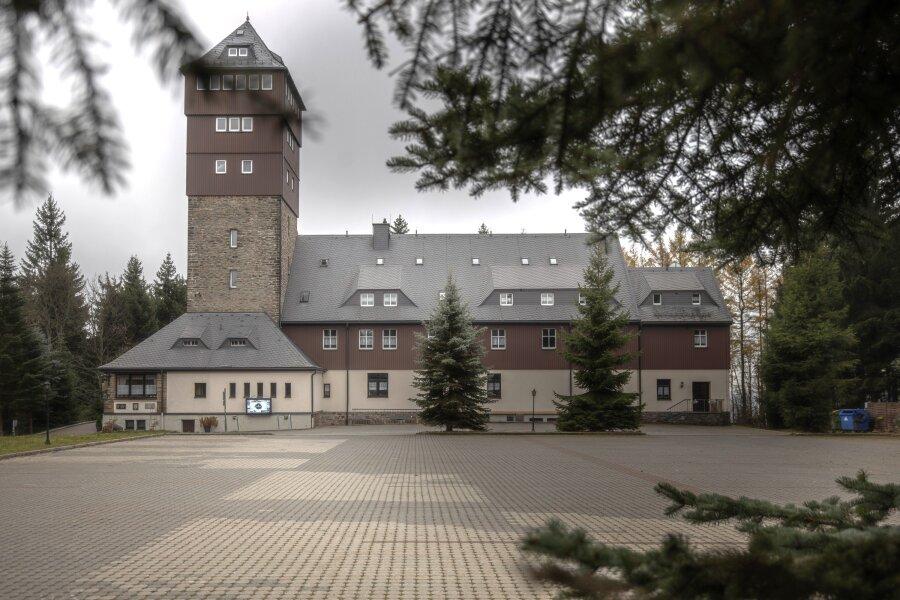 2019 hatte der vorangegangene Pächter das Berggasthaus aufgegeben.