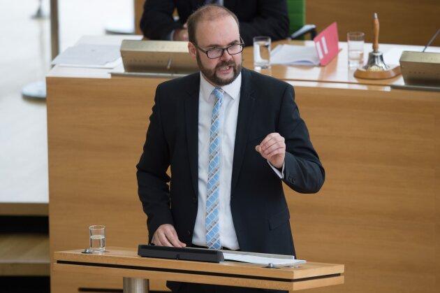 Kultusminister Christian Piwarz (CDU).