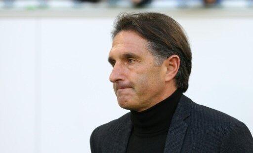 Bruno Labbadia verliert mit den Wölfen gegen Paderborn