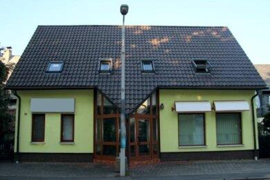 Der neue Standort der Crossener Ortsteilverwaltung.