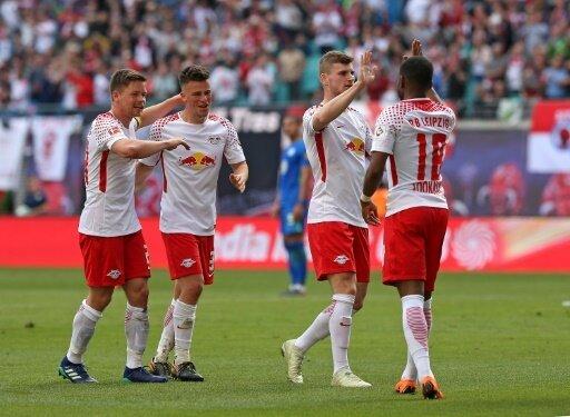 Europa-League-Quali: Spiel von RB Leipzig live bei DAZN