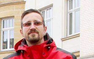 Verunglückter Feuerwehrmann Peter Seebach.