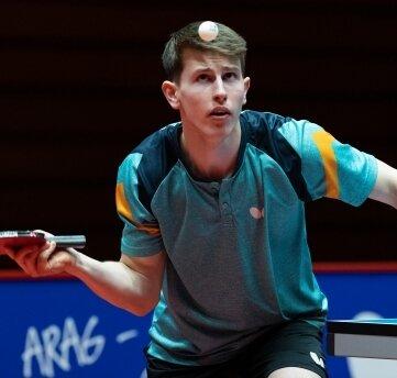 Blick weiter nach oben: Benno Oehme schaffte bei den Düsseldorf Masters erneut den Sprung unter die besten Vier.