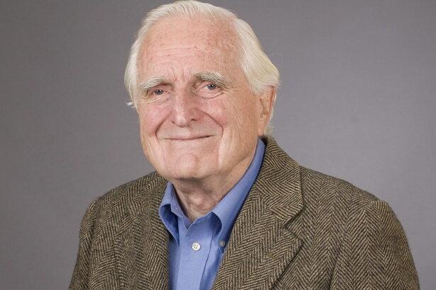 Douglas Engelbart, Internetvisionär, Erfindergenie und Entwickler der Computermaus, ist tot.