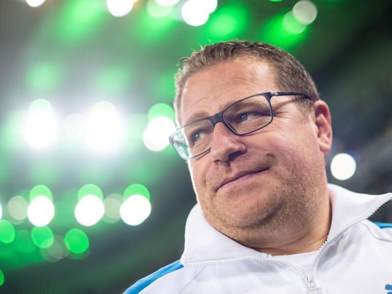 Hat nach der Roten Karte ein Spiel Innenraumverbot erhalten: Gladbachs Sportdirektor Max Eberl.