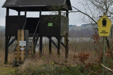 Um den Neubau und damit die Zukunft des wichtigen Aussichtspunktes am Großhartmannsdorfer Teich wird seit Herbst gerungen.