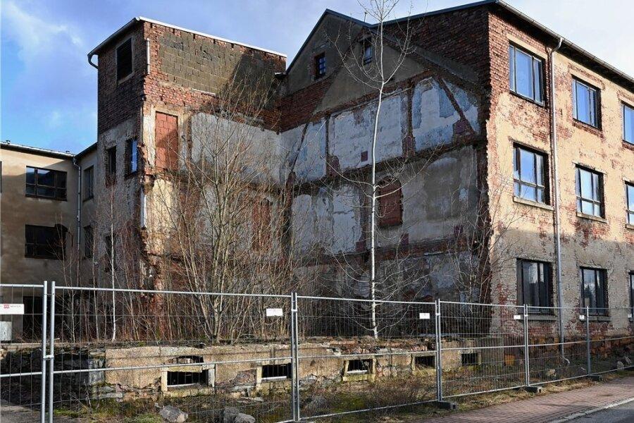 Das Gelände der ehemaligen Tischler-PGH ist rund 1400 Quadratmeter groß.