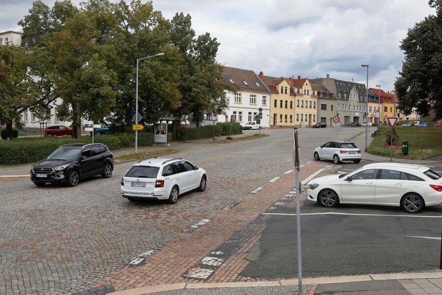 Über den Umbau der Kreuzungen am Weberbrunnen wird am 28. September mit den Einwohnern diskutiert.
