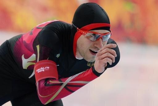 Das deutsche Team um Alexej Baumgärtner ist chancenlos