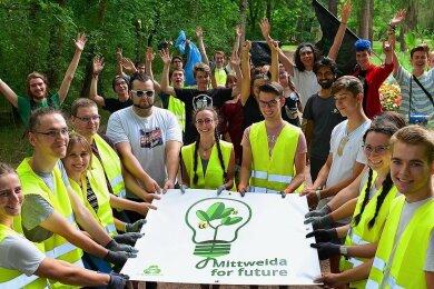 """Aktionen wie die von """"Fridays for Future"""" in Mittweida zeigen: Junge Leute scheuen sich nicht, Verantwortung zu übernehmen."""