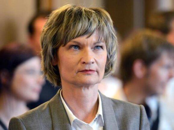 Barbara Ludwig (SPD) - Oberbürgermeisterin von Chemnitz