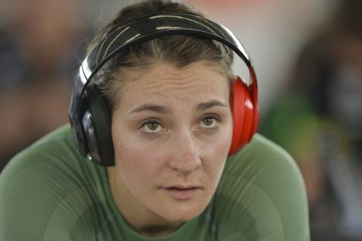 Kristina Vogel bekommt Mut zugesprochen