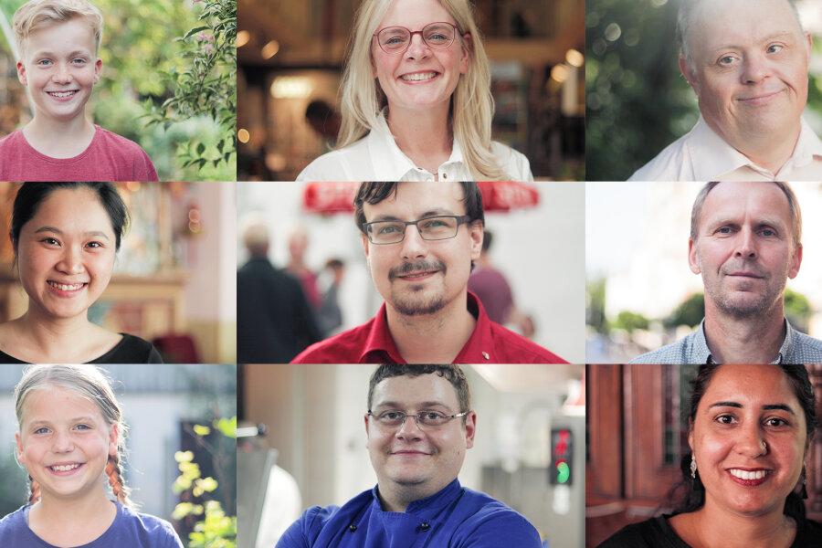 Video: Mehr als 100 Freiberger stehen zu Vielfalt