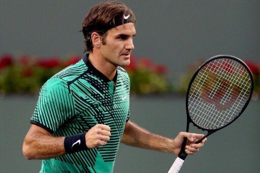 Roger Federer erreicht kampflos das Halbfinale