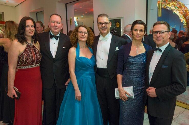 Chemnitzer Opernball: Die Bilder des Abends