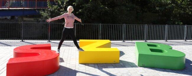 Sarah Müller will als Netzwerkerin in Schwarzenberg tätig sein.