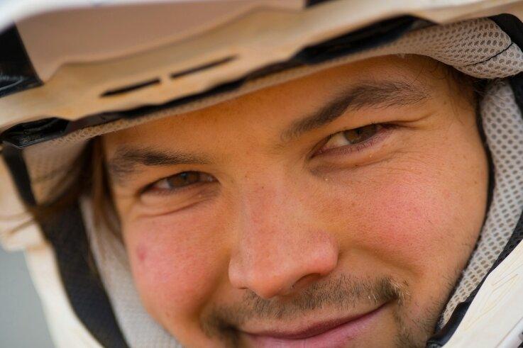 Der in die USA übergesiedelte Schneeberger Motorsportler Dominique Thury bereitet sich derzeit intensiv auf seinen ersten Start in der 250-er Klasse der Ama-Supercross-Weltmeisterschaft vor.