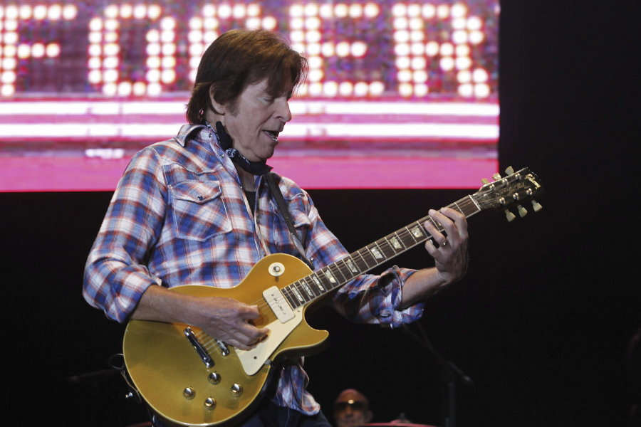 John Fogerty 2014 in Spanien