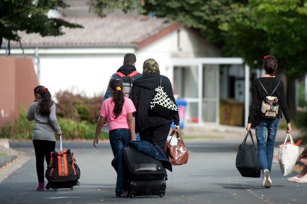 So regelt Erzgebirgskreis Asylbetreuung bis Ende 2019