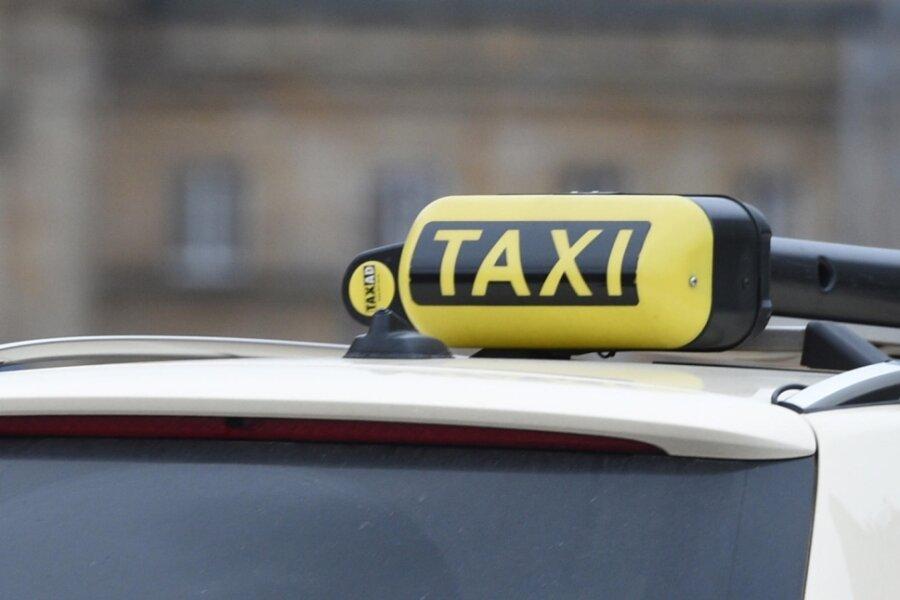 Im Lockdown bleiben viele Chemnitzer Taxis leer.