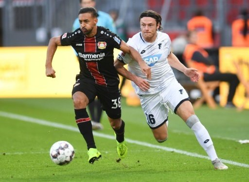 Karim Bellarabi (l.) kehrt zurück