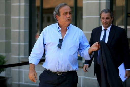 Platini hat keine Schweizer Ermittlungen zu befürchten