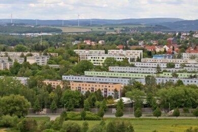 Von einem neuen Förderprogramm könnte der Zwickauer Stadtteil Neuplanitz profitieren - wenn sich die Verwaltung darauf festlegt.