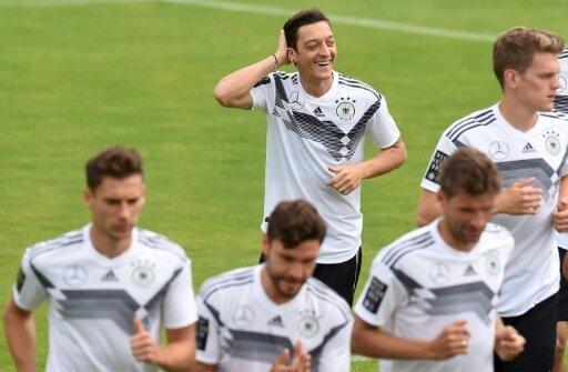 Mesut Özil verbringt seinen Urlaub in Griechenland